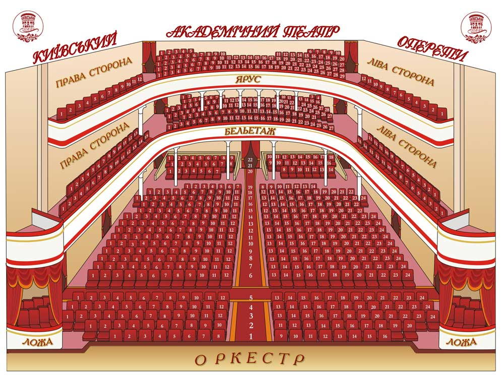 театр оперетты был основан