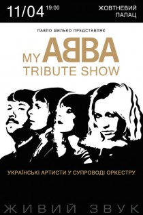 My ABBA Tribute Show