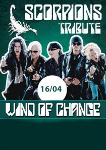 "Scorpions Tribute ""Wind of change"""
